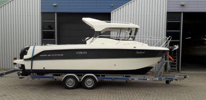 Parker Motorboot
