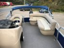 Suntracker 18 DLX party barge foto: 3