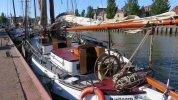 Noordzee botter  Botterjacht platbodem foto: 3