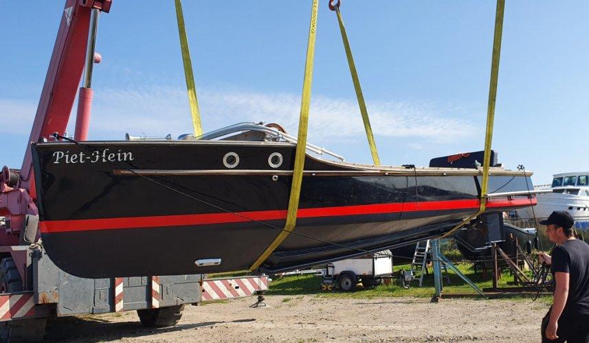 European Bakdekkruiser foto: 1