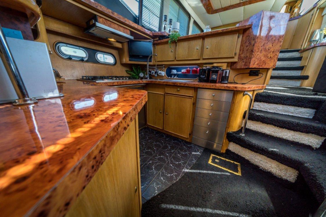 Pacific Alure Wheelhouse Alure foto: 20
