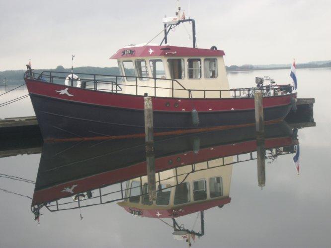 van der Goor  Ijsselmeer kotter foto: 0