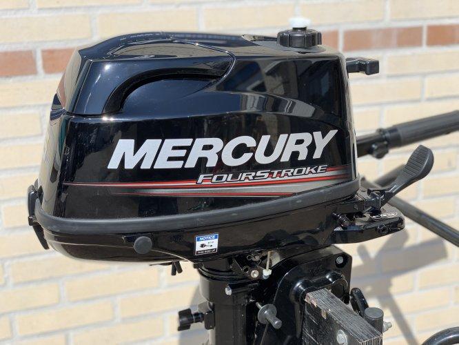 Mercury F5MH 5PK kortstaart DEMO nieuw