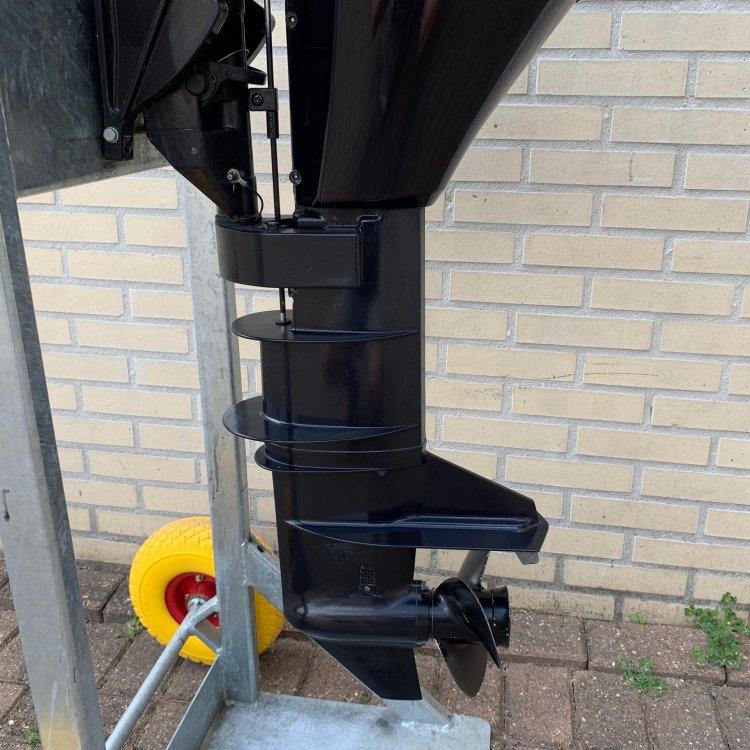 Tohatsu Nieuwe MFS9.8EPL 9.8pk afstandbediend elec. start buitenboordmotor foto: 7