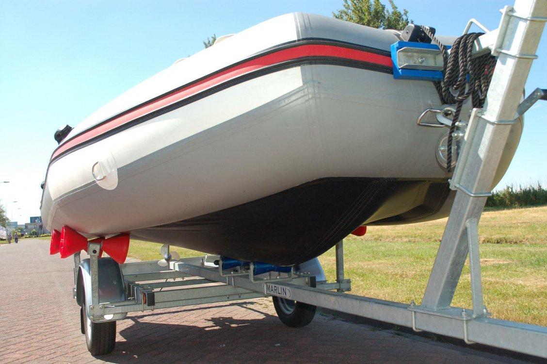 Debo ZB400 Rubberboot foto: 5