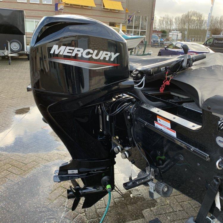 Mercury Nieuwe F60ELPT EFI 60pk buitenboordmotor foto: 12