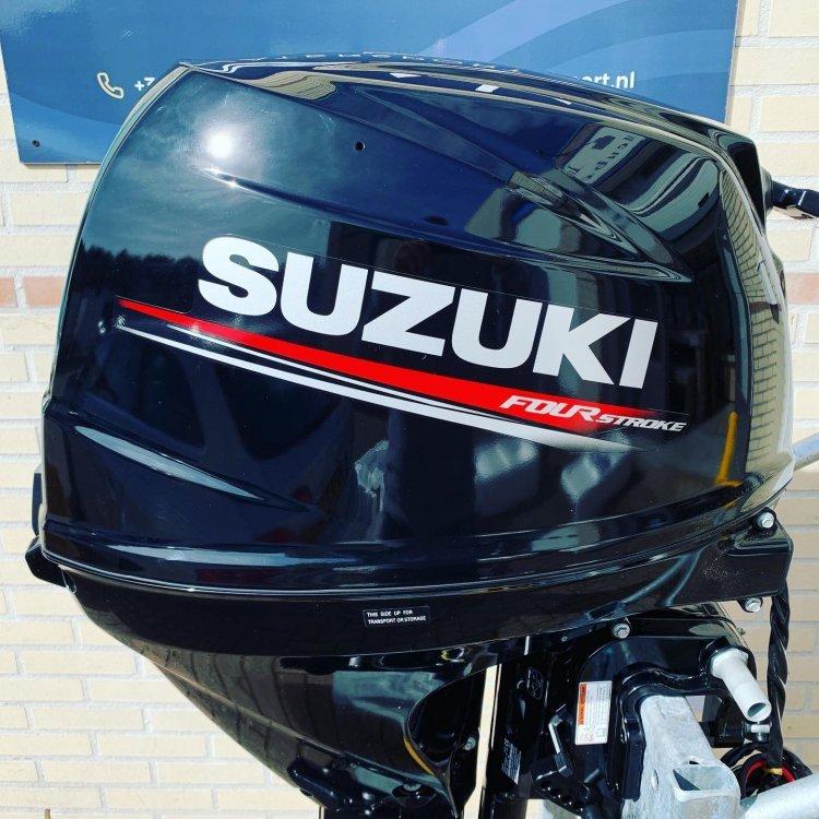 Suzuki Nieuwe 30pk Afst bediend DF30ARL 4takt buitenboordmotor foto: 1