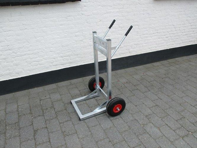 HZ-Buitenboordmotor trolley  foto: 0
