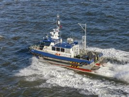 Offshore Support Vessel Catamaran