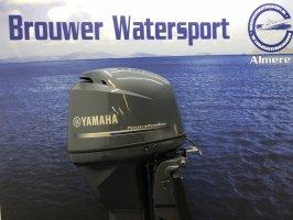 Yamaha 115 pk slechts 13 uur F115 BETL XL staart