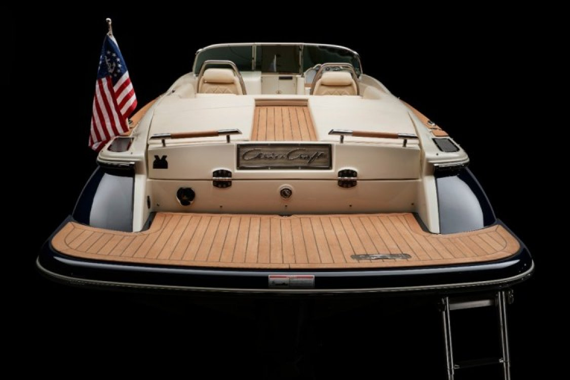 Chris Craft  27 launch  foto: 18