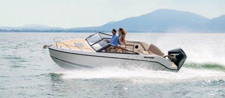Quicksilver Activ 675 Cruiser - Mercury F150