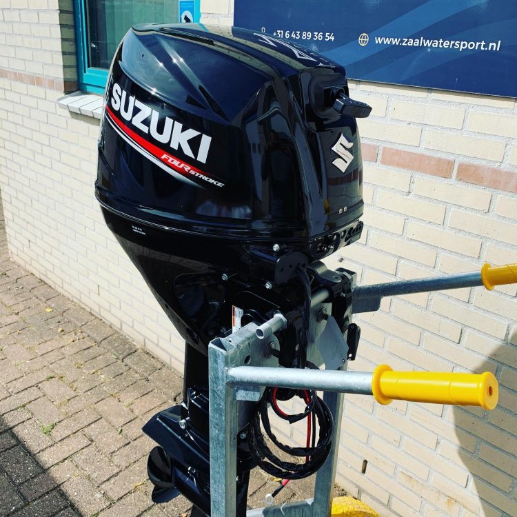 Suzuki Nieuwe 30pk Afst bediend DF30ARL 4takt buitenboordmotor foto: 8