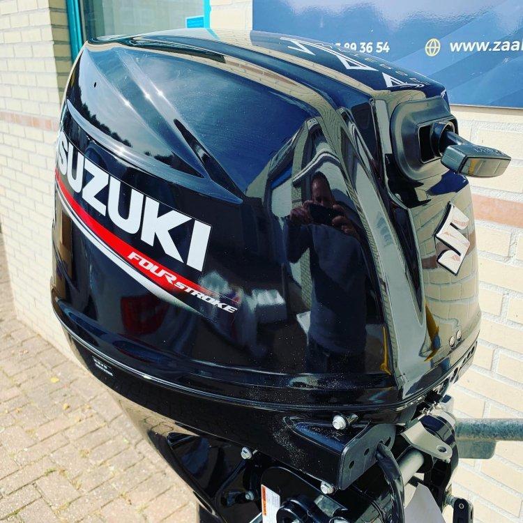 Suzuki Nieuwe 30pk Afst bediend DF30ARL 4takt buitenboordmotor foto: 2