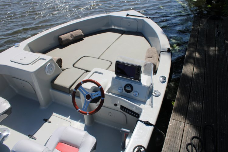 Waterman Boats Discover 595 foto: 1