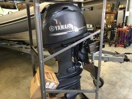Yamaha 70 pk Nieuwe motor