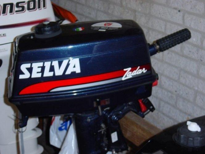Selva Zadar 4pk 2takt foto: 0