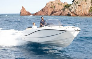 Quicksilver 755 Activ Open