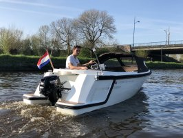 Corsiva 565 New Age Tender/ SHOWROOM LEEGVERKOOP