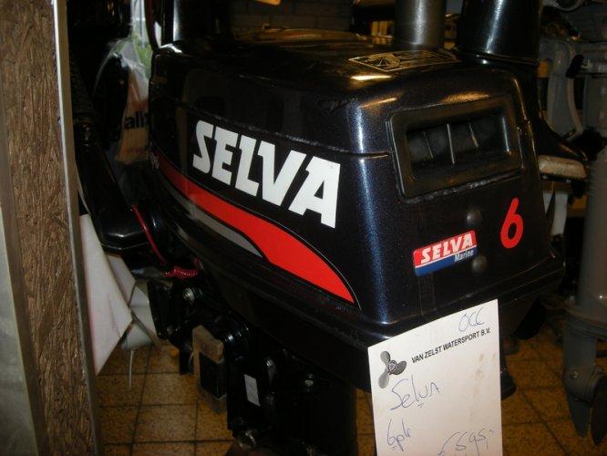 Selva 6pk 2takt kortstaart foto: 1