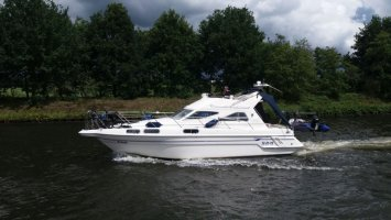 Sealine 310 Statesman Flybridge