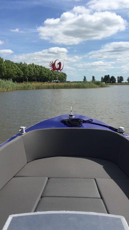 Van Vossen 550 Sloep foto: 8