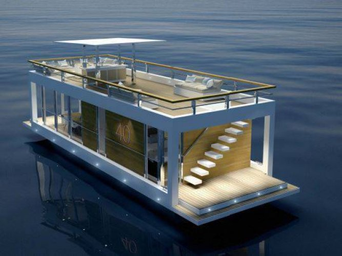 Houseboat The Yacht House 40 foto: 0
