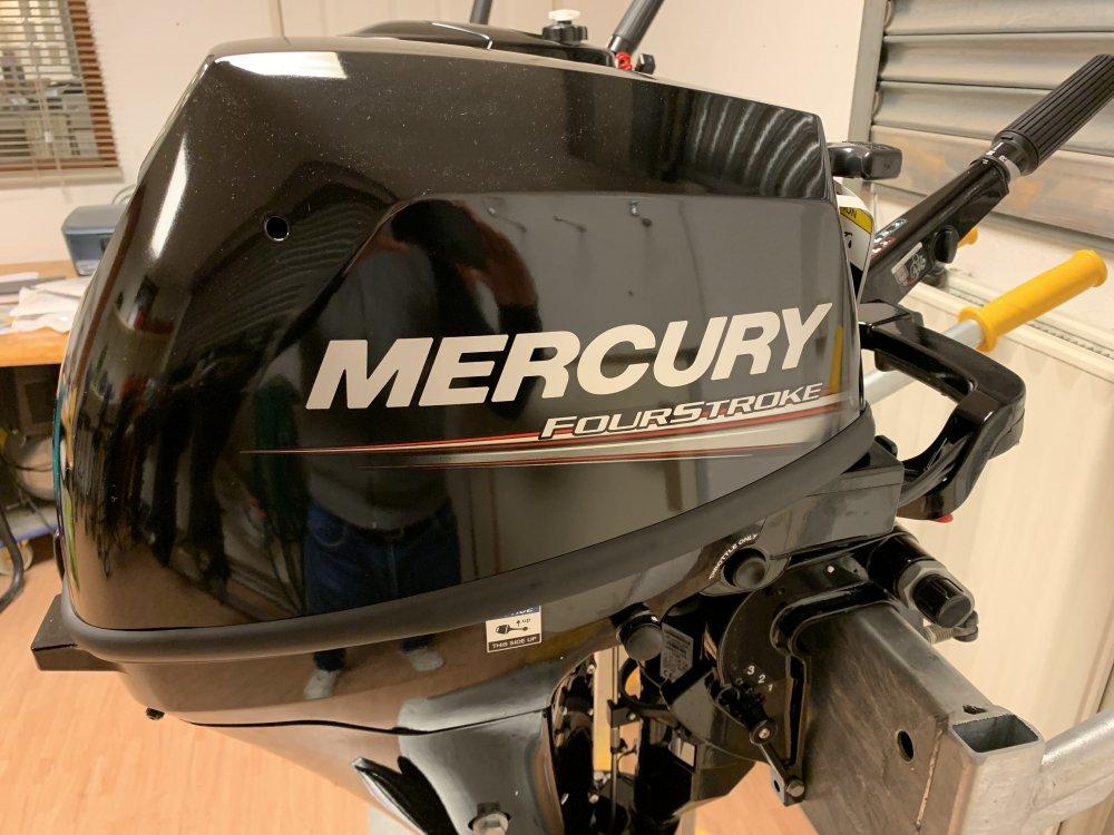 Mercury Nieuwe 8pk 9.9pk 8 pk 9.9 pk Aanbieding  foto: 10