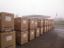 SUZUKI OUTBOARDS OVERJARIG / VOORRAAD UITVERKOOP Van 2.5 pk. tot 350 pk.