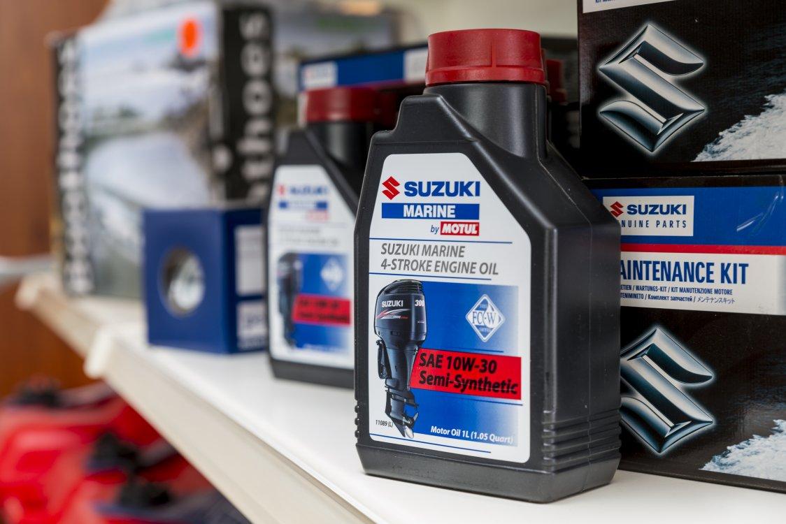 Suzuki aanbieding Vanaf 2.5 pk t/m 300 pk  vanaf 756 euro foto: 3