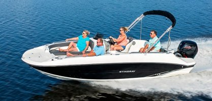Stingray 192 SC Outboard