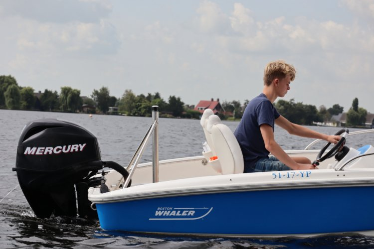 Boston whaler 130 super sport  foto: 1