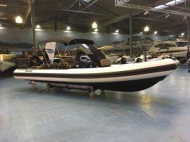 Brig Eagle 8 NIEUW met Mercury Verado 300 pro xs