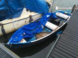 Grachtenboot Open Vlet