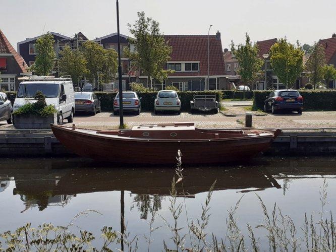Piet Bouhuijs Kajuitsloep foto: 1