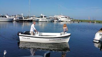 Corsiva 475 grachtenboot Nu ook special editions