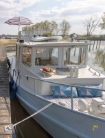 Stoere Havenboot 9 m