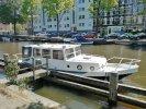 Ex rijkswaterstaat Geklonken rondspant vlet foto: 0