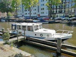 Ex Rijkswaterstaat Genietete runde Bilge vlet