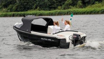 Nautica 495 grachtenboot