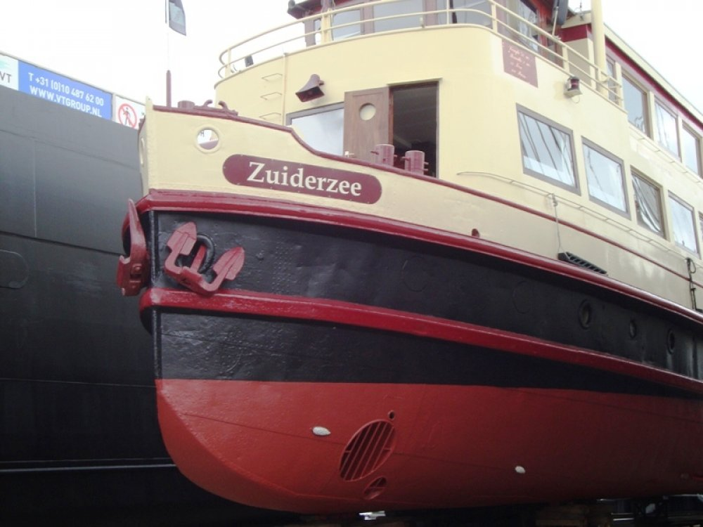 Partyschip 200 pass. Historische salonboot foto: 12