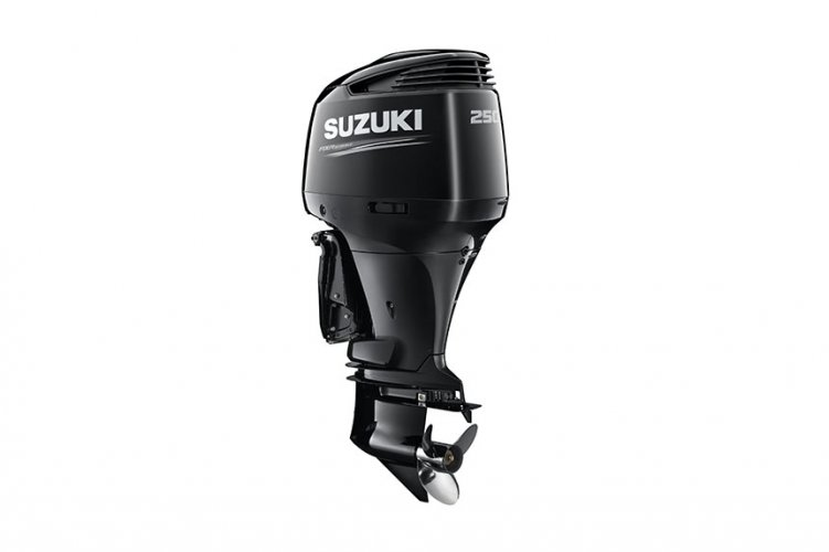 Suzuki DF250APX V6  foto: 0