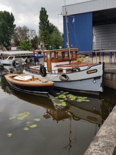 Noorse folksboot  Kroes  kampen  foto: 1