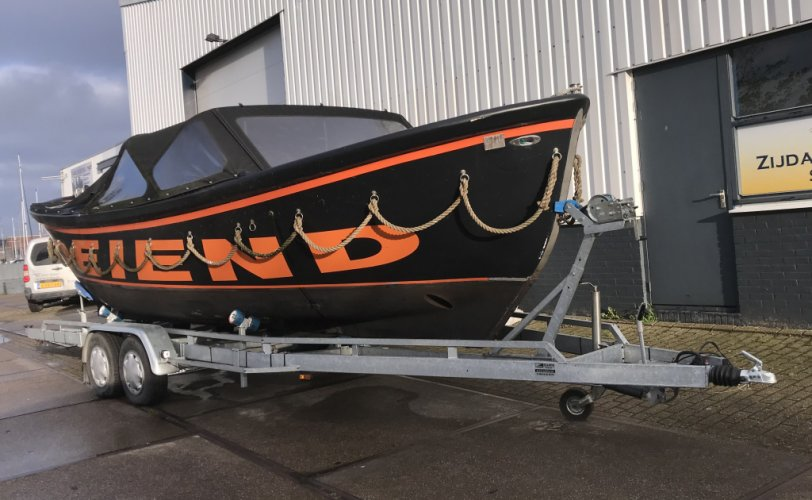Watercraft Reddingssloep foto: 0
