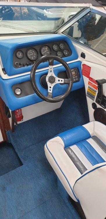 sea ray 200 cuddy cabin resent volledig gereviseerde motor  foto: 12