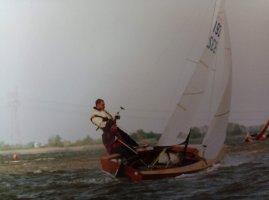 Schakel Wedstrijdboot