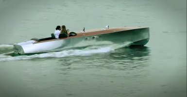 Ned Craft Runabout