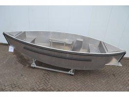 Babyfaced 550 Aluminiumboot