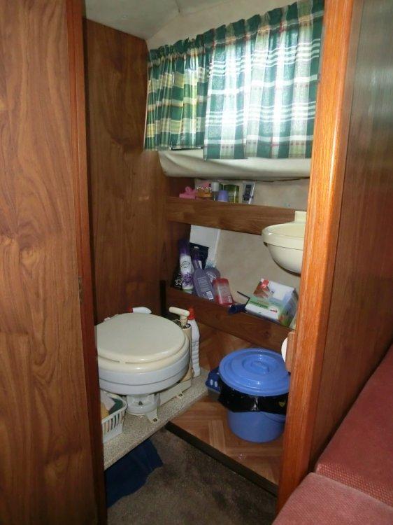 Joda 7500 Noorse cabin sloep  foto: 6
