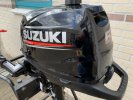 Suzuki DF6AS 6pk Nieuwste type buitenboordmotor 4takt foto: 3